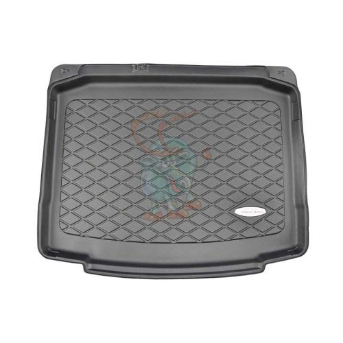 RENSI 43296 Kofferraumschalenmatte tiefer Kofferraumboden mit Notrad/Pannenset