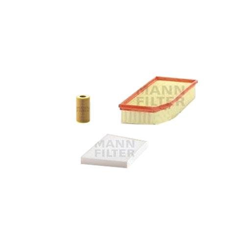 MANN-FILTER Filter Satz, Öl, Luft- und Innenraum-Filter VSF0034MAN