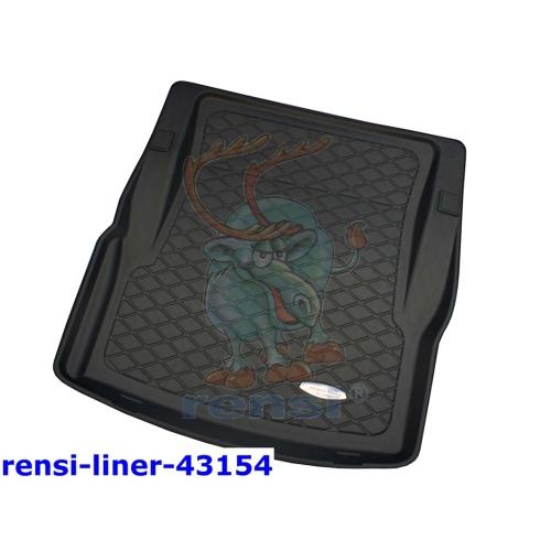 RENSI Kofferraumschalenmatte Gewicht 1600 g