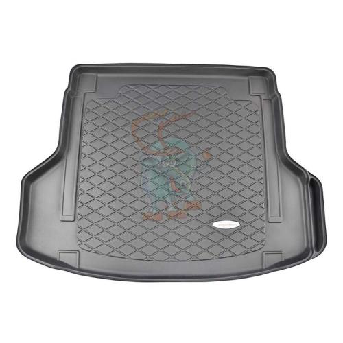 RENSI 43297 Kofferraumschalenmatte erh. Ladefläche/Varioboden ob./mit Ersatzrad