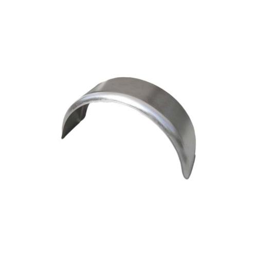 FRIELITZ 010100503 Einachs-Kotflügel rund, Stahl, B 220 mm, SW 800 mm