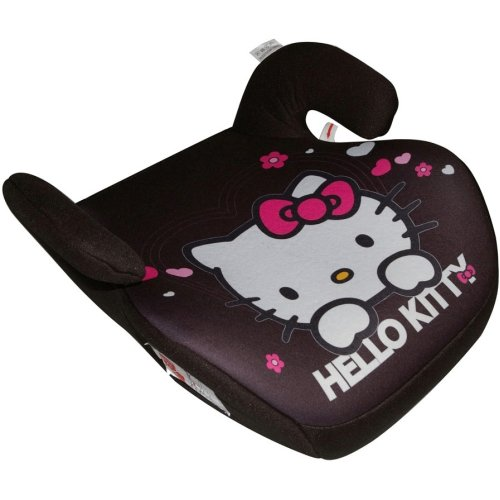 KAUFMANN ACCESSORIES Kindersitz Kindersitzkissen Sitzerhöhung Hello Kitty HKKFZ040