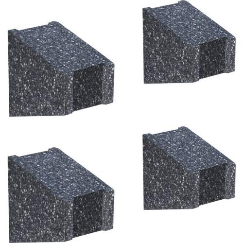 Cartrend Abstandhalter-Set für Dachschutzplanen 10246