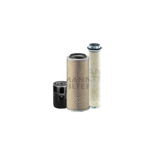MANN-FILTER Filter Satz, Öl-,Luft und Sekundärluft-Filter VSF0090MAN