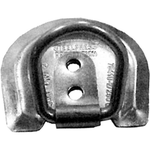 AIV 751665 Zurrmulde mit Ring, verzinkt, Aufbau, 250 daN