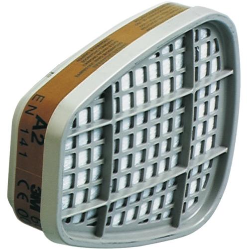 3M 06915 filter cartridge A2, filter respiratory protection mask, 1 set (4 pieces)