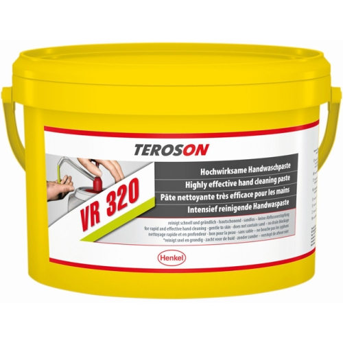 Loctite Teroson 2088032 Teroquick Handwaschpste VR 320, 8,5 kg