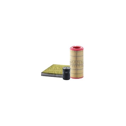 MANN-FILTER Filter Satz, Öl-,Luft und Innenraum-Filter Polyphenol VSF0183MAN