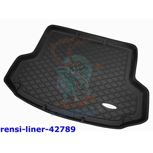 RENSI 42789 Kofferraumschalenmatte Gewicht 2190 g