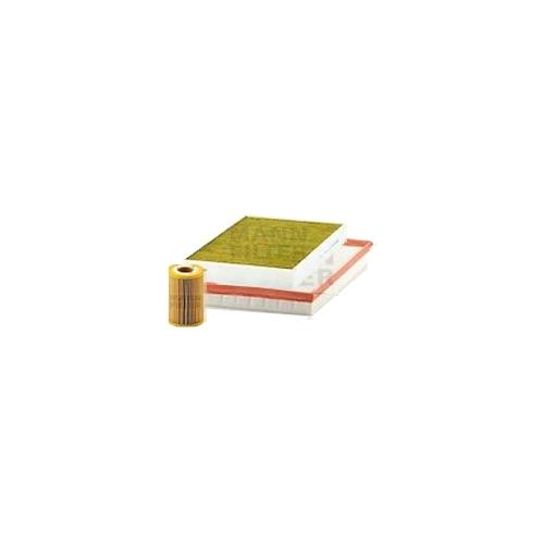 MANN-FILTER Filter Satz, Öl-,Luft und Innenraum-Filter Polyphenol VSF0101MAN
