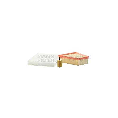 MANN-FILTER Filter Satz Ölfilter, Luftfilter und Innenraumluftfilter VSF0420MAN