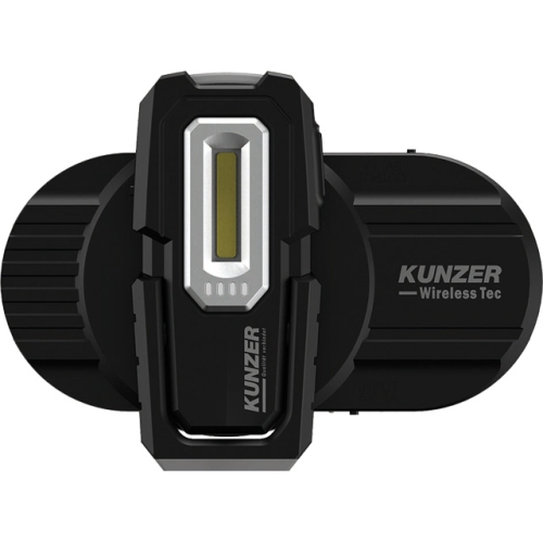 KUNZER PLI-5 work lamp COB / LED - technology with induction charging station
