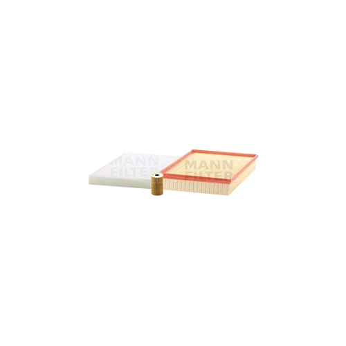 MANN-FILTER Filter Satz Ölfilter, Luftfilter und Innenraumluftfilter VSF0440MAN