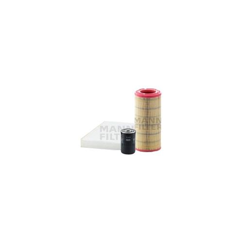 MANN-FILTER Filter Satz, Öl-,Luft und Innenraum-Filter VSF0181MAN