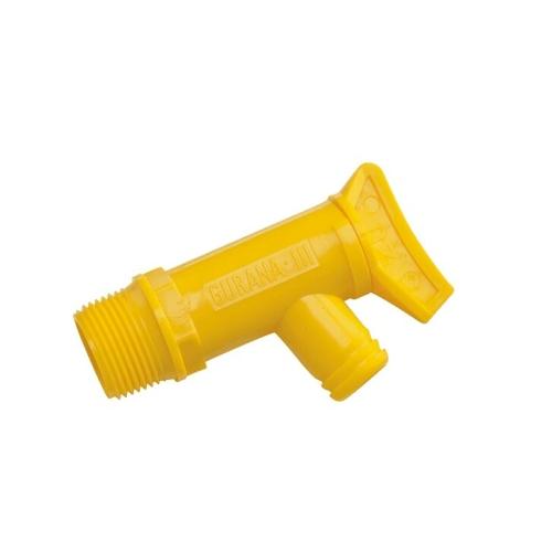 SONAX Kunststoff-Ablasshahn für Blechfässer 1 Stück 04970000