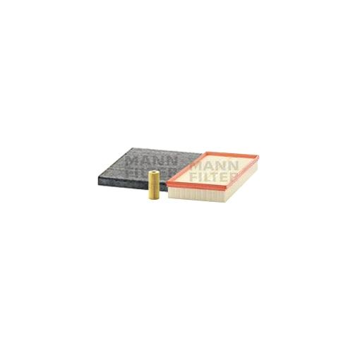 MANN-FILTER Ölfilter, Luftfilter und Aktivkohle Innenraumluftfilter VSF0328MAN