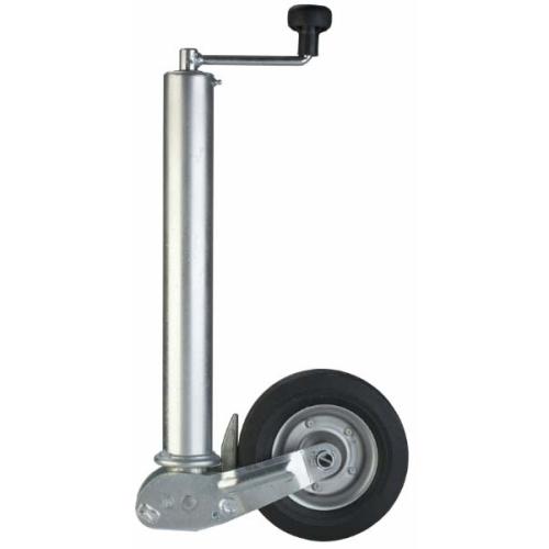 Winterhoff jockey wheel 1732219 solid rubber Load capacity 250 kg