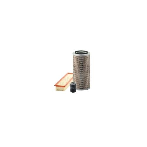 MANN-FILTER Filter Satz Ölfilter, Luftfilter und Innenraumluftfilter VSF0418MAN