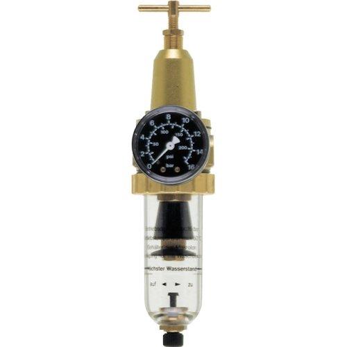 """EWO 324.363M Filterdruckminderer G 1/2"""" mit Messingmantel"""