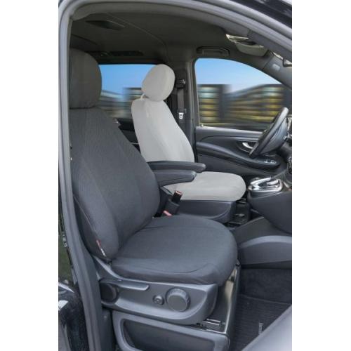 WALSER Stoff Sitzbezug für Mercedes-Benz V-Klasse 477 (Beifahrer) Art.Nr.: 10530