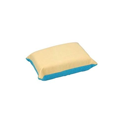 Cartrend Duoschwamm 30133, blau, gelb