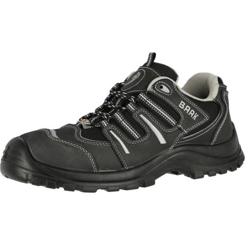 Baak 7204 Safety Shoe S3 Peter Black Gr. 45