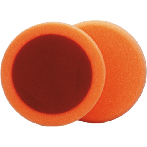 3M 09550 Perfect-It III Polierschaum, Ø 150 mm, orange, 1 Satz (2 Stück)