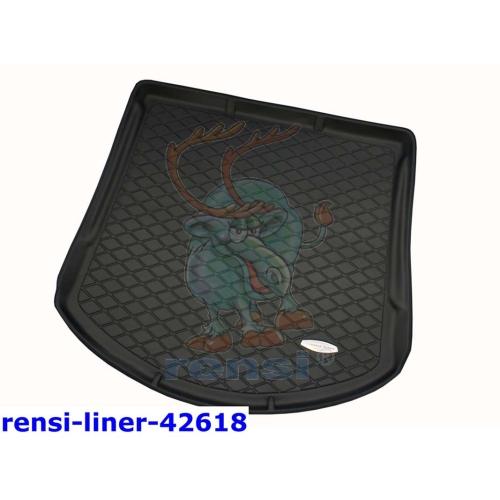 RENSI 42618 Kofferraumschalenmatte Gewicht 2400 g
