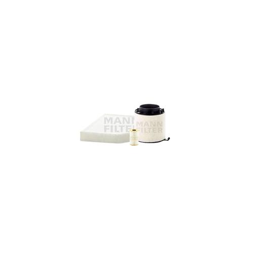 MANN-FILTER Filter Satz, Öl-,Luft und Innenraum-Filter VSF0299MAN