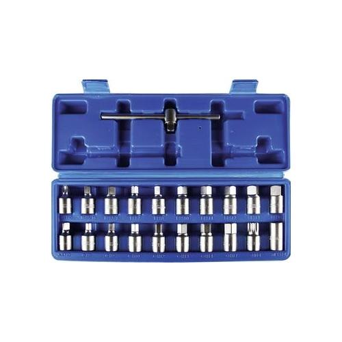 "KUNZER 7OSW21 oil service tool 3/8 "", 21 pieces"