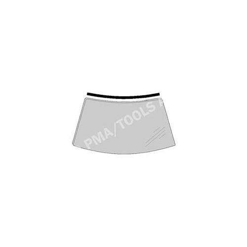PMA TOOLS 322198132 Scheibenleiste vorne, einteilig oben für Mitsubishi Colt VI