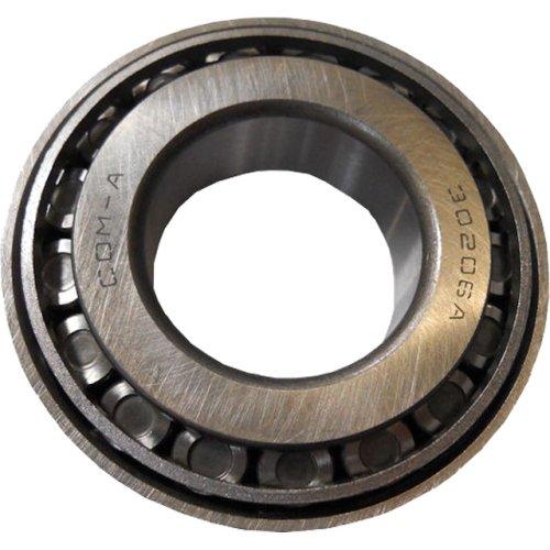 AIV 005530 Kegelrollenlager 30205 A, Innen/Außen 25/52 mm, Höhe 13 mm