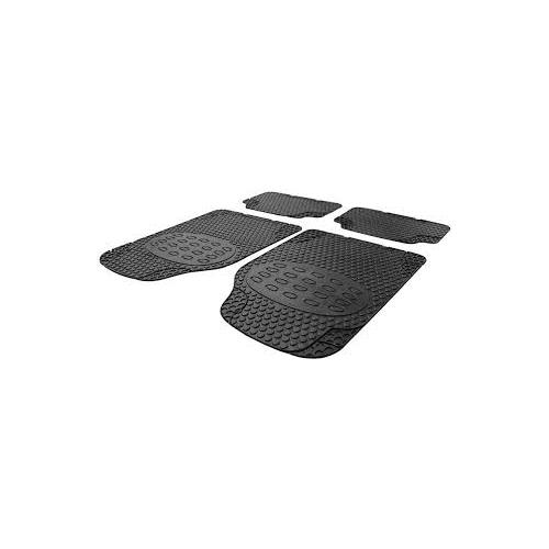 Cartrend Kfz Gummi Fußmatten Set