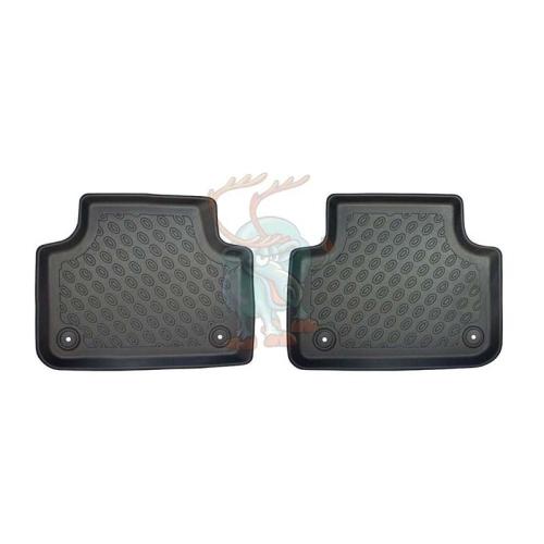 RENSI 363213 Fußschalenmatte 2er-Set hinten links/rechts Gewicht 1000 g