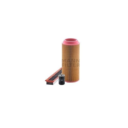 MANN-FILTER Ölfilter, Luftfilter und Aktivkohle Innenraumluftfilter VSF0410MAN