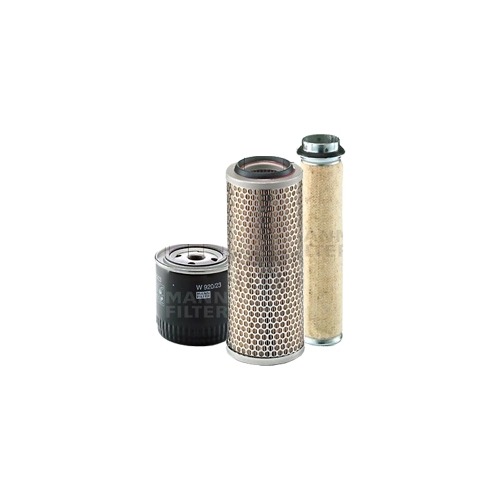 MANN-FILTER Filter Satz, Öl-,Luft und Sekundärluft-Filter VSF0082MAN