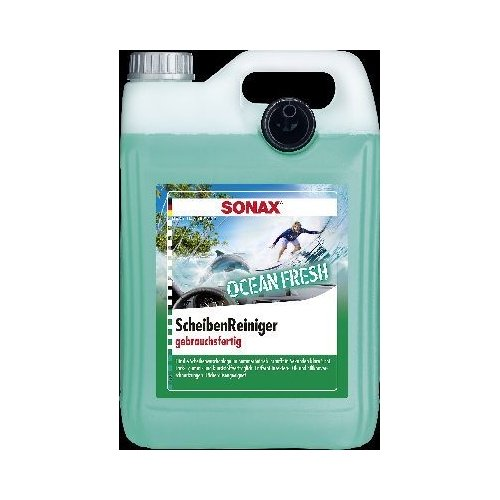 SONAX windscreen cleaner ready-to-use Ocean-fresh 5 liters 02645000