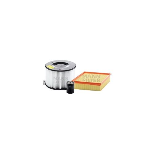 MANN-FILTER Filter Satz, Öl-,Luft und Innenraum-Filter VSF0203MAN