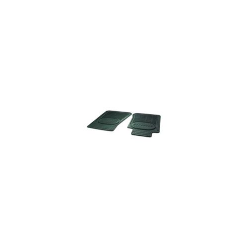 Cartrend Gummi-Fußmatten-Set Polar 2-teilig 454080