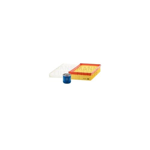 MANN-FILTER filter set, oil, air and interior filters VSF0264MAN