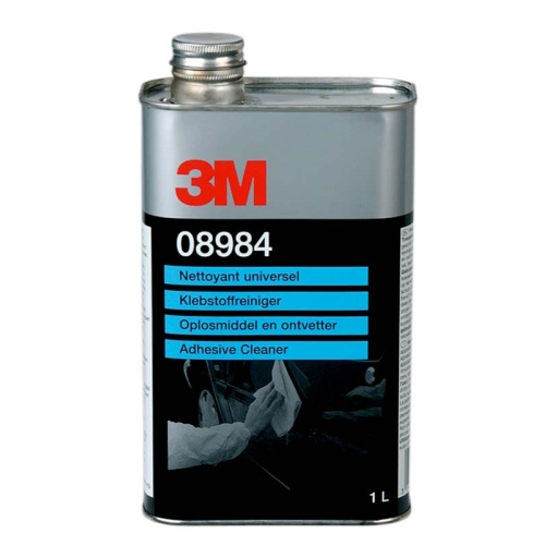 3M 08984 adhesive residue remover adhesive cleaner (1 liter)