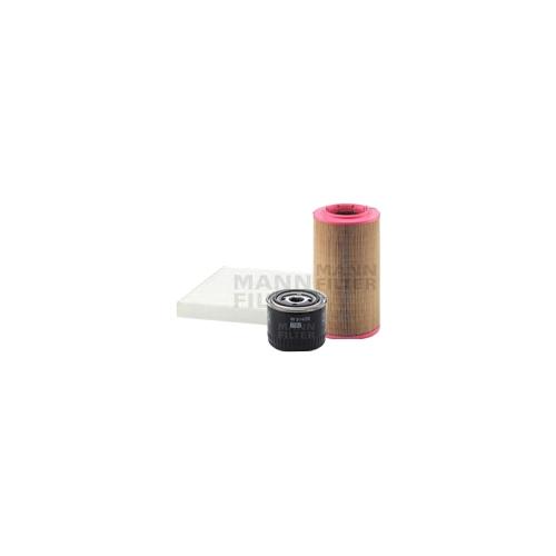 MANN-FILTER Filter Satz, Öl-,Luft und Innenraum-Filter VSF0103MAN
