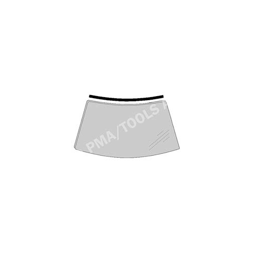 PMA TOOLS 860738131 Scheibenleiste vorne, einteilig oben für Toyota Rav