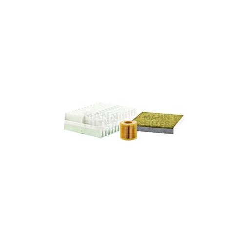 MANN-FILTER Filter Satz, Öl-,Luft und Innenraum-Filter Polyphenol VSF0189MAN