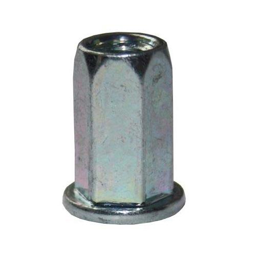 Nietmuttern 4495/000/17 4 x 6290 6-kt M6 verzinkt 25 Stück