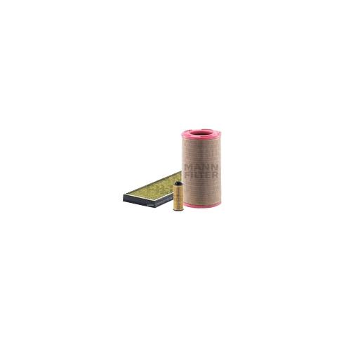 MANN-FILTER Ölfilter, Luftfilter und Polyphenol Innenraumluftfilter VSF0353MAN