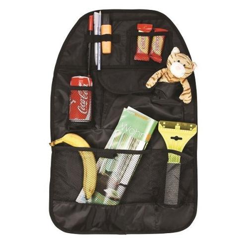 Cartrend Rücksitztasche schwarz 60146