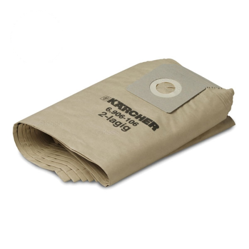 Kärcher NT 301 - Papierfiltertüten - 10 Stück Art.Nr.: 6.906-106.0