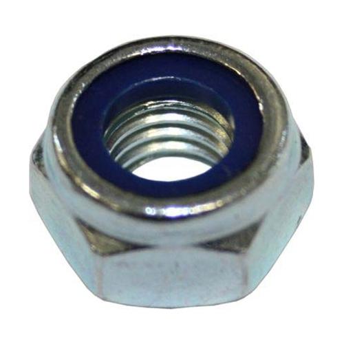 Sechskantsicherungsmuttern Kunststoffring M 20 x 1,5 SW 30 DIN985 50 VPE
