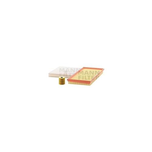 MANN-FILTER Filter Satz, Öl-,Luft und Innenraum-Filter VSF0295MAN